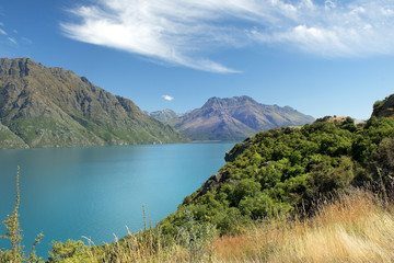 gorgeous scenery of New Zealand