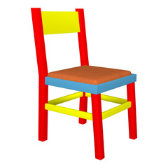 Colorful Child Chair