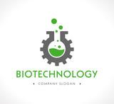 Logo - Biotechnology poster