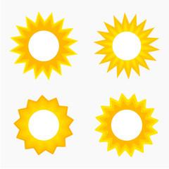 Sun labels