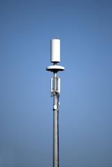 Radio antennas pylon