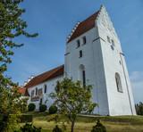 Elmelunde kirke Møn  Danmark (Kirche in Elmelunde Dänemark) poster