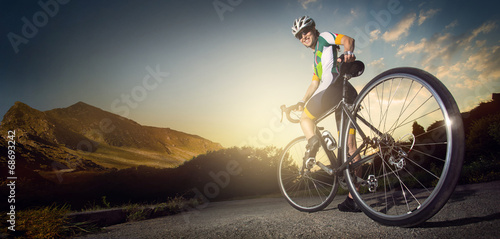 Bicycles Road cyclist