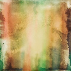 Abstract faded colorful grunge wall background