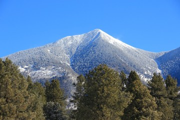 Arizona - Humphreys Peak and Coconino National Forest