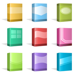 Software Boxes, Ebook Cover Designs