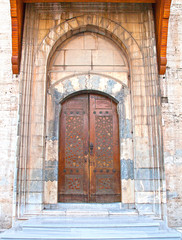cami kapısı