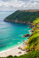 Lantic Bay Cornwall England