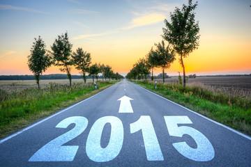 Straße 2015