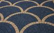 pattern on the pavement - 68697215