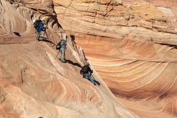 Photographers at Paria Canyon