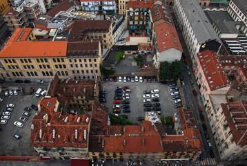 Torino roofs