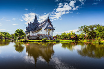 Sanphet Prasat Palace, Ancient City, Bangkok