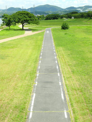 南河内サイクルライン(富田林市)