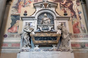 Galileo Galilei's tomb