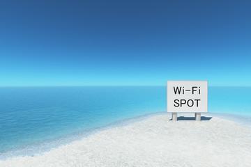 Wi-Fi- SPOT
