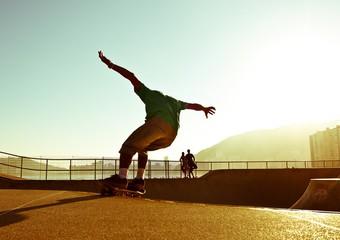 Skateboarding Vintage