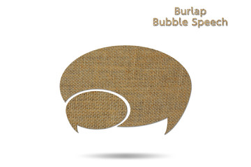 bubble speech