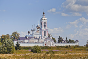 Monastery of the Holy Cross, Russia