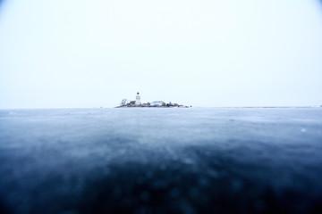 ice island church