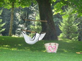 relaxen in der natur
