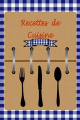 Livre de Cuisine - Recettes de Cuisine