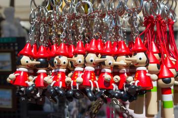Pinocchio, burattino di legno