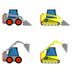 Small loaders set