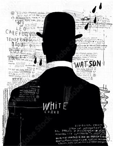 Мужчина в шляпе © moypapaboris