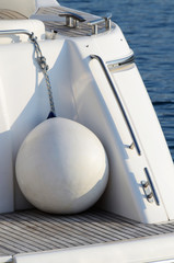 White round boat fenders for motor yacht,sport equipment