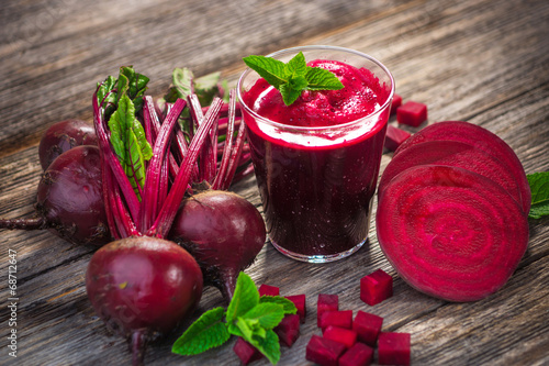 Beetroot Juice - 68712647