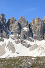 Dolomiti in Alta val Fiscalina