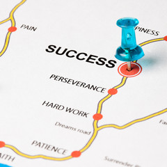 Success road