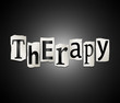 Therapy concept.