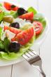 Leinwanddruck Bild - Fresh healthy vegetarian diet