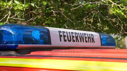 Feuerwehr Blaulichtbalken II