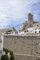 Dalt Vila, Ibiza, Spain
