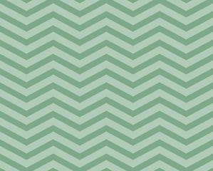 Green Chevron Zigzag Textured Fabric Pattern Background