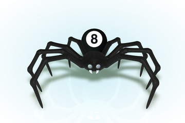 Fats, The 8 Ball Spider