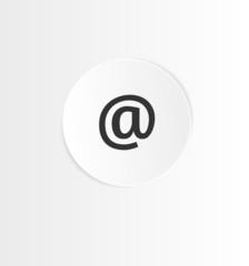 Kontakt Icons @ Zeichen