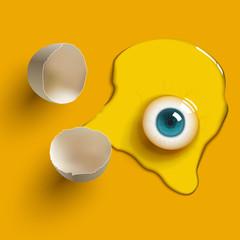 egg eye