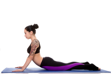 Stretching before Fitness, Exercise