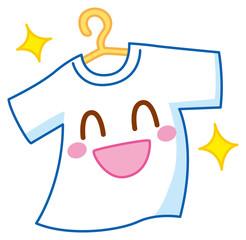 Tシャツキャラクター