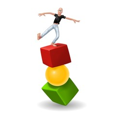 equilibrismo