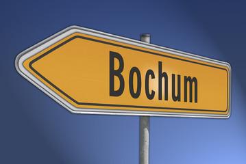 Wegweiser Bochum