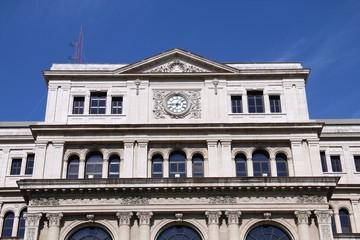 Havana architecture - Lonja del Comercio