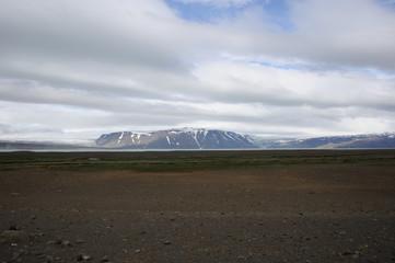 désert et montagne