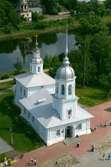 Храм Александра Невского в Вологде