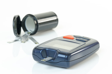 Diabetes Blood Monitor