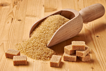 brown sugar sweet food crystal ingredient